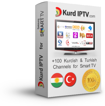 Kurdish IPTV Channel Package For Samsung Smart TV | products