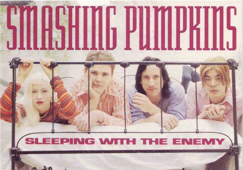 Pumpkins, early 90s.