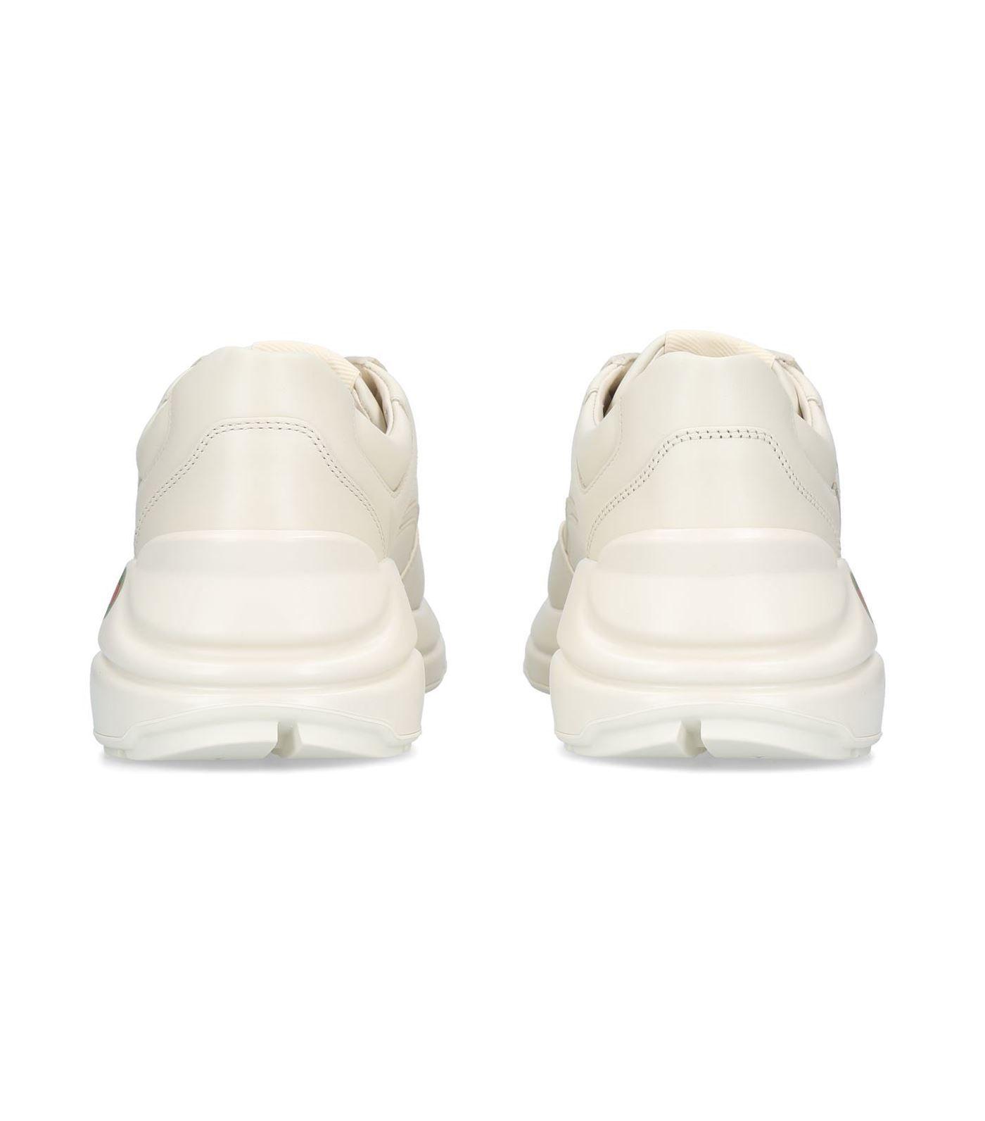 e7309147758d2 Gucci Rhyton Logo Stripe Sneakers  AD