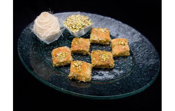 الكنافة بالمكسرات Ramadan Desserts Desserts Food