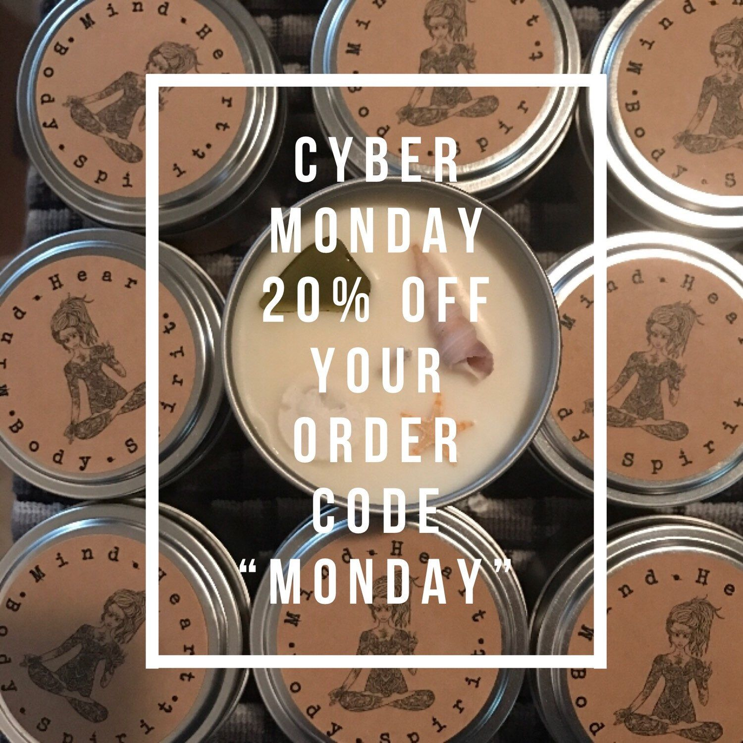Its cyber monday bargain shoppers my entire shop is 20