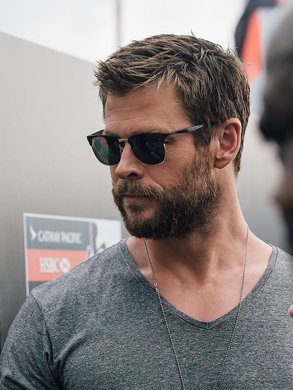 Chris Hemsworth Mens Hairstyles Short Mens Haircuts Short Mens Hairstyles