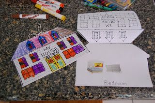 Preschool theme: Houses. Parts of a house. Building a house. Other types of houses (Homes)