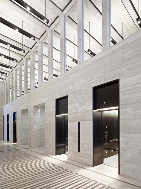 Elevator Lobby梯廳