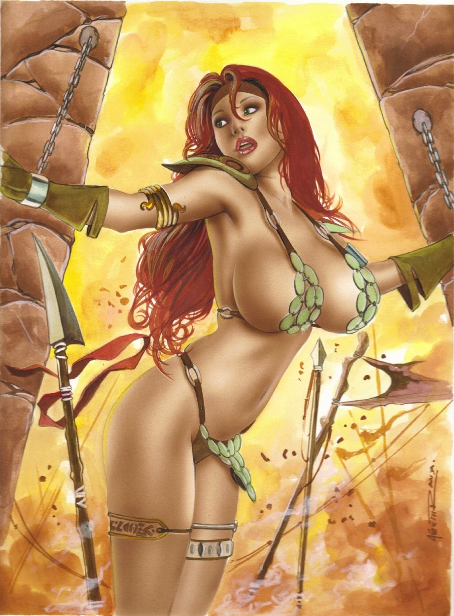 comics erotic Hot and