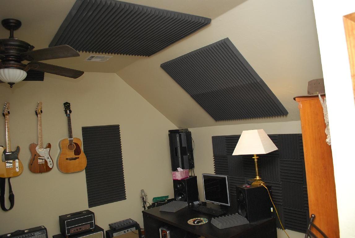 StudioAcousticTreatment2sm.JPG (1147×768) · Home StudioRecording  StudioAcousticHouse ...