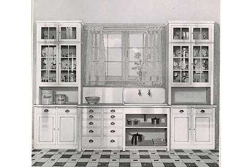 What A Kitchen From The Early 1900 S Looked Like My Dream Kitchen