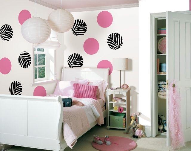 Déco chambre ado : murs en couleurs fraîches en 34 idées | Room ...