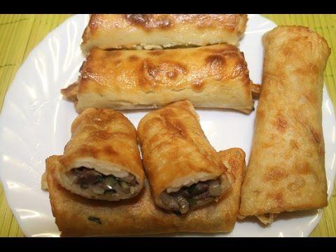 طريقة عمل البورك العراقي محشي باللحم الشيف ام فراس Amazing Food Recipes Food