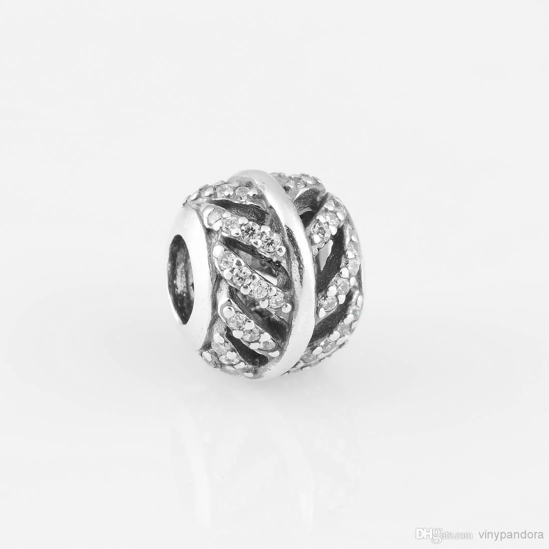 9477735c5 release date wholesale metals buy authentic 925 ale sterling silverlight as  feather bead with clear micro