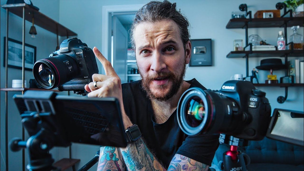 How To Film Yourself like Peter McKinnon | diy | Photography