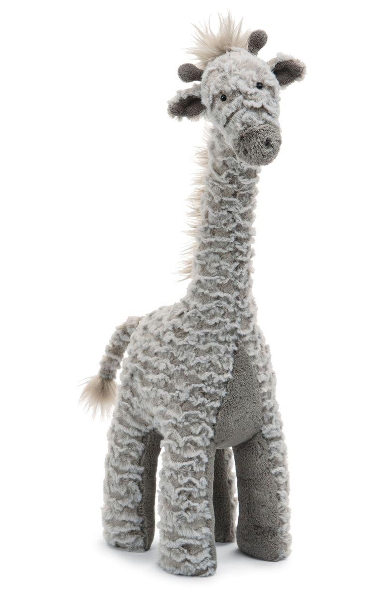 Joey Giraffe Stuffed Animal Main Color Grey Jackie Pinterest
