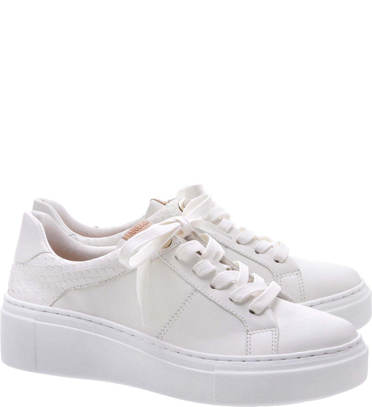 aaaac9325 Tênis Couro Essenciais Bianco em 2019 | F Shoes 2019 | Sneakers ...