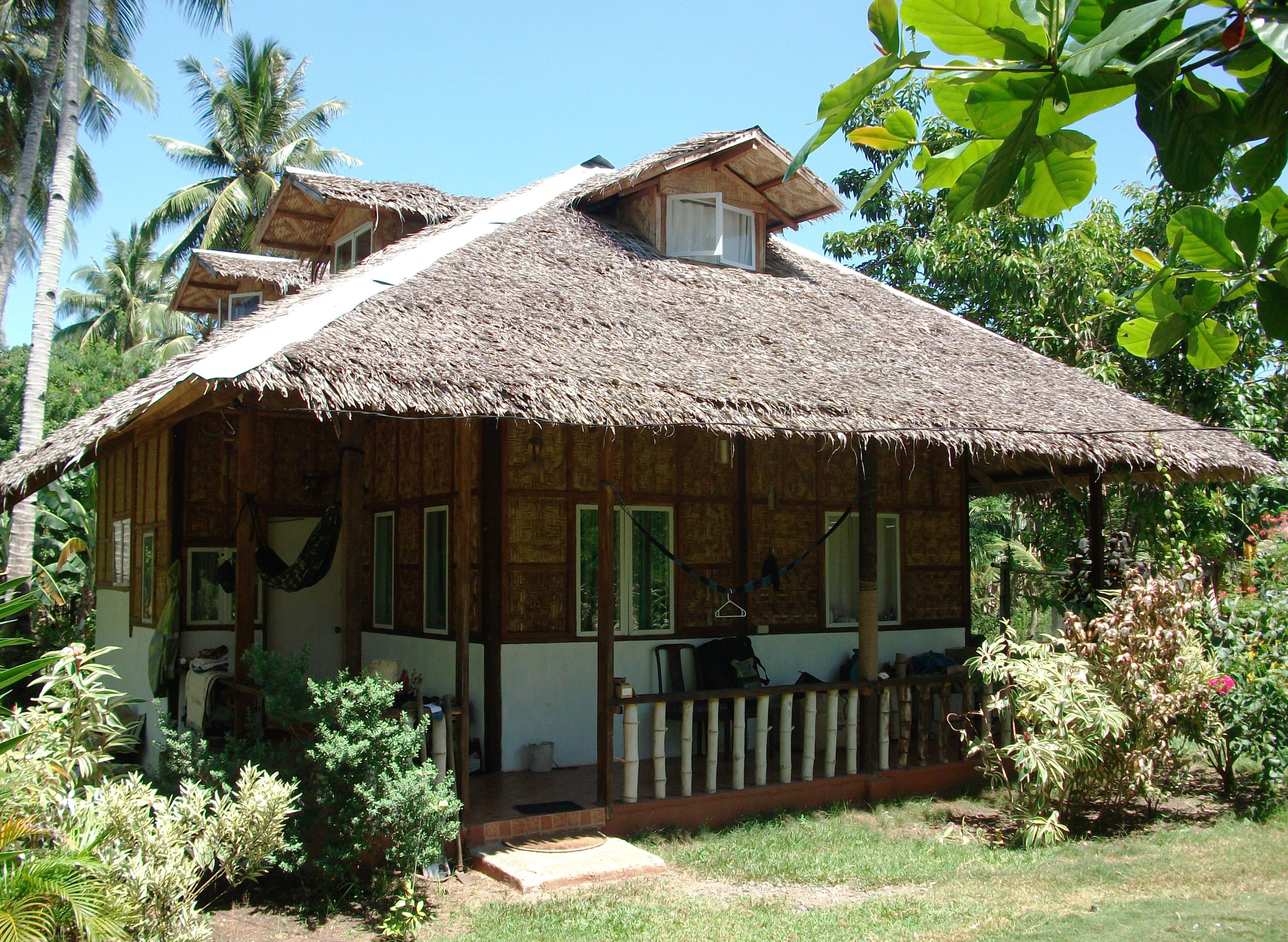 Building 101 The Native House Design Of The Philippines Balay