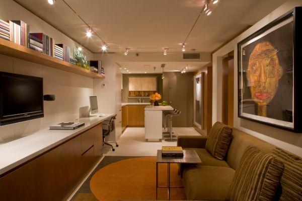 Living Big In A Tiny Studio Apartment Inspiring Interior Design Ideas Small Apartment Design Apartment Interior Design Apartment Design