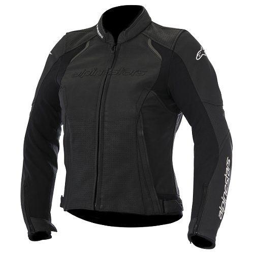 Alpinestars Stella Devon Airflow Leather Jacket | 25
