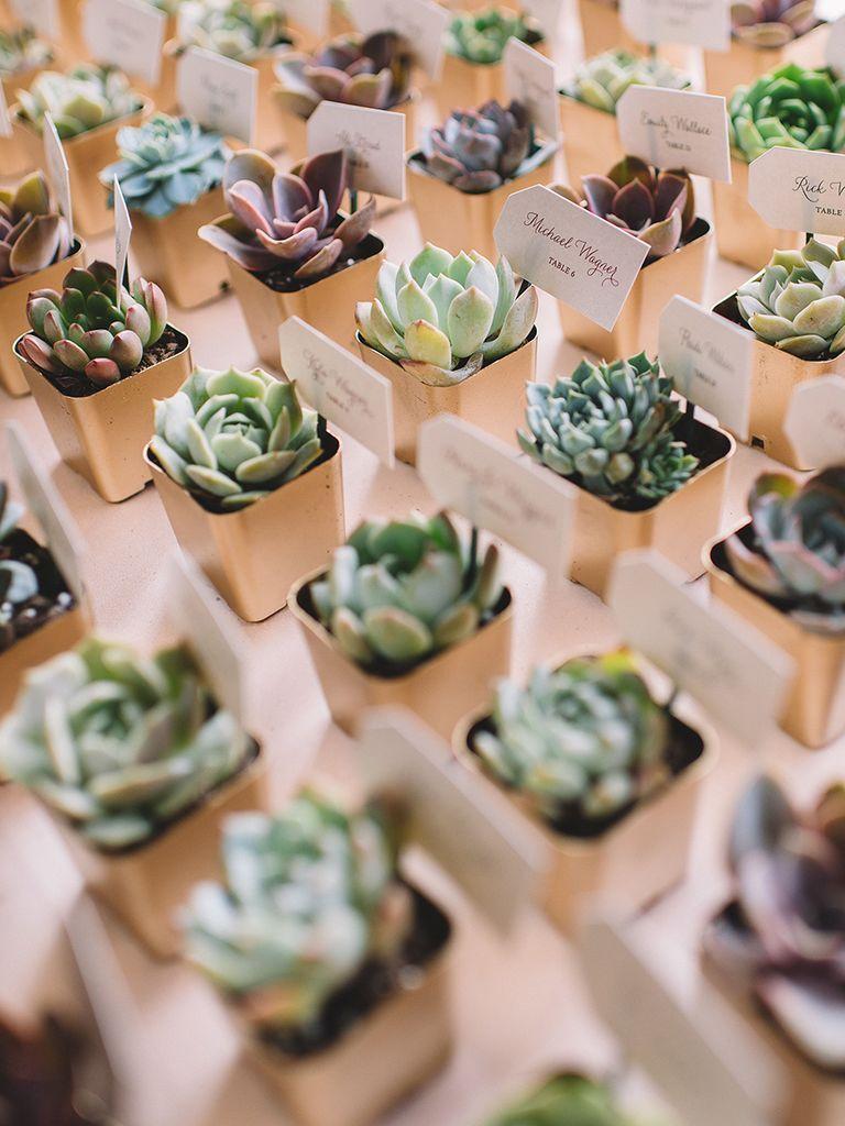 The best wedding favor ideas for each season diy wedding ideas