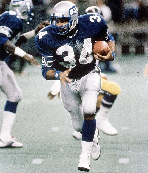 Franco Harris Ended His Career Playing 8 Games For The Seattle
