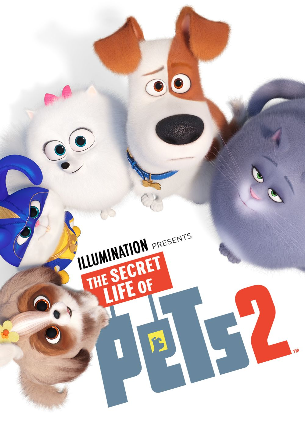 The Secret Life Of Pets 2 Continues The Story Of Max Patton