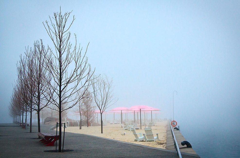 Sugar Beach by Claude Cormier + Associés/ Toronto