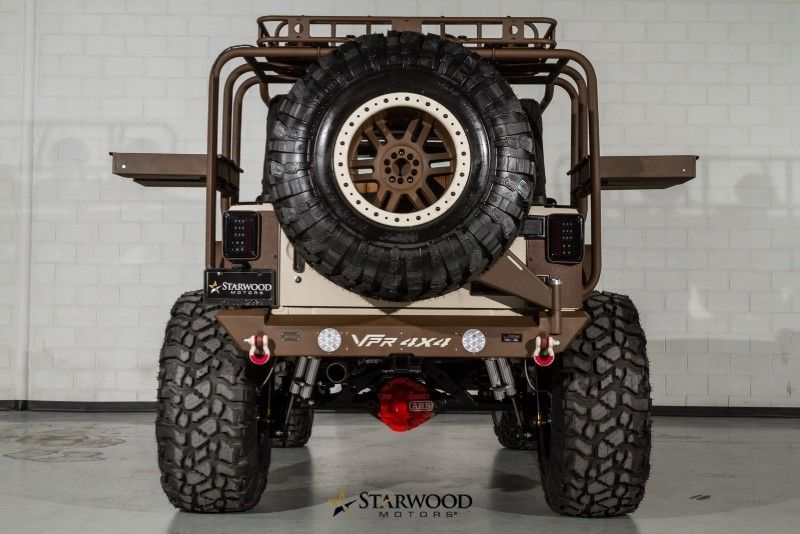 This Starwood Motors SEMA Jeep is King of the Mountain