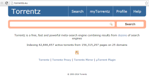 Torrentz.eu is classified as a Browser Hijacker that invades onto the targeted computer without any notification through varied free downloads