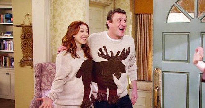 How I Met Your Mother Christmas.19 Times Lily And Marshall From How I Met Your Mother Were
