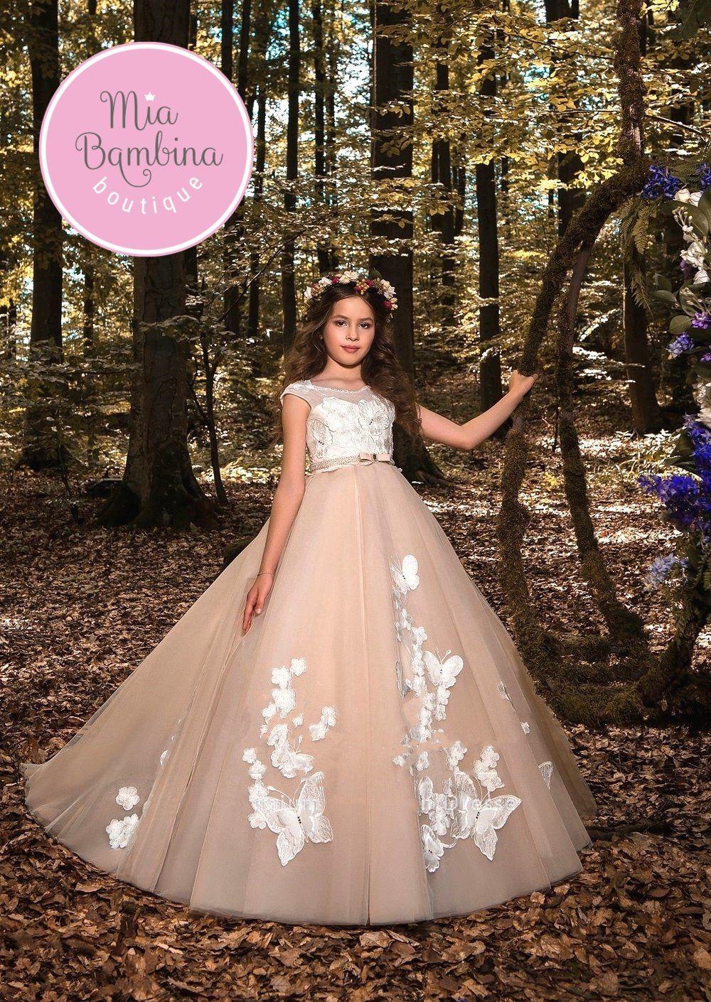 83dbbc3a6 Flower Girl Dresses Palencia