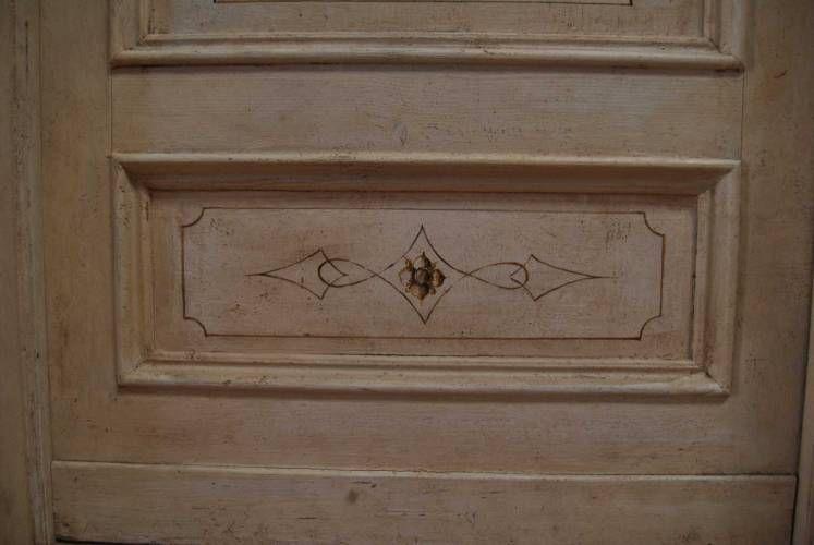 Photo of Riproduzione porta '700 a tre riquadri – Porte del Passato