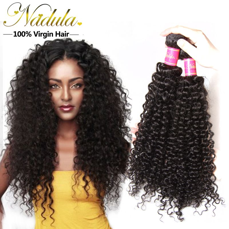 4pcs Lot Nadula Hair Unprocessed Brazilian Virgin Hair 10 26inch
