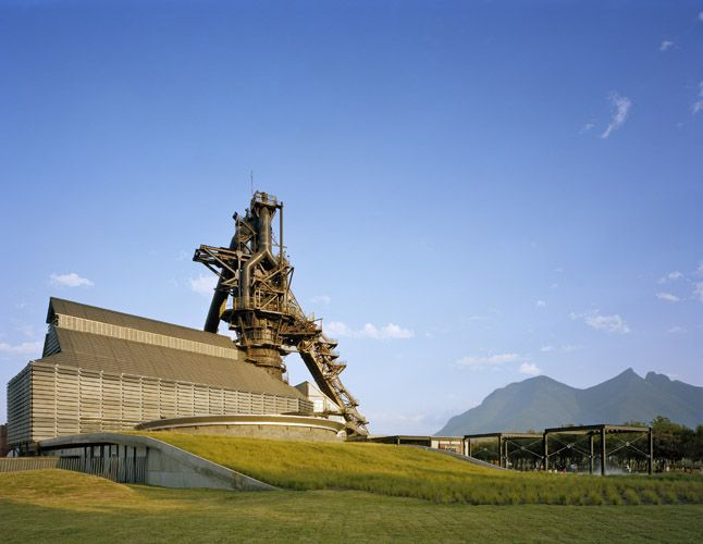 Surfacedesign Inc Museum Of Steel Landscape And Urbanism