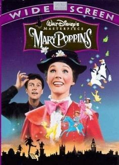 Pin By Matias Hernan Mosna On Movie Mary Poppins 1964 Mary Poppins Movie Posters Mary Poppins