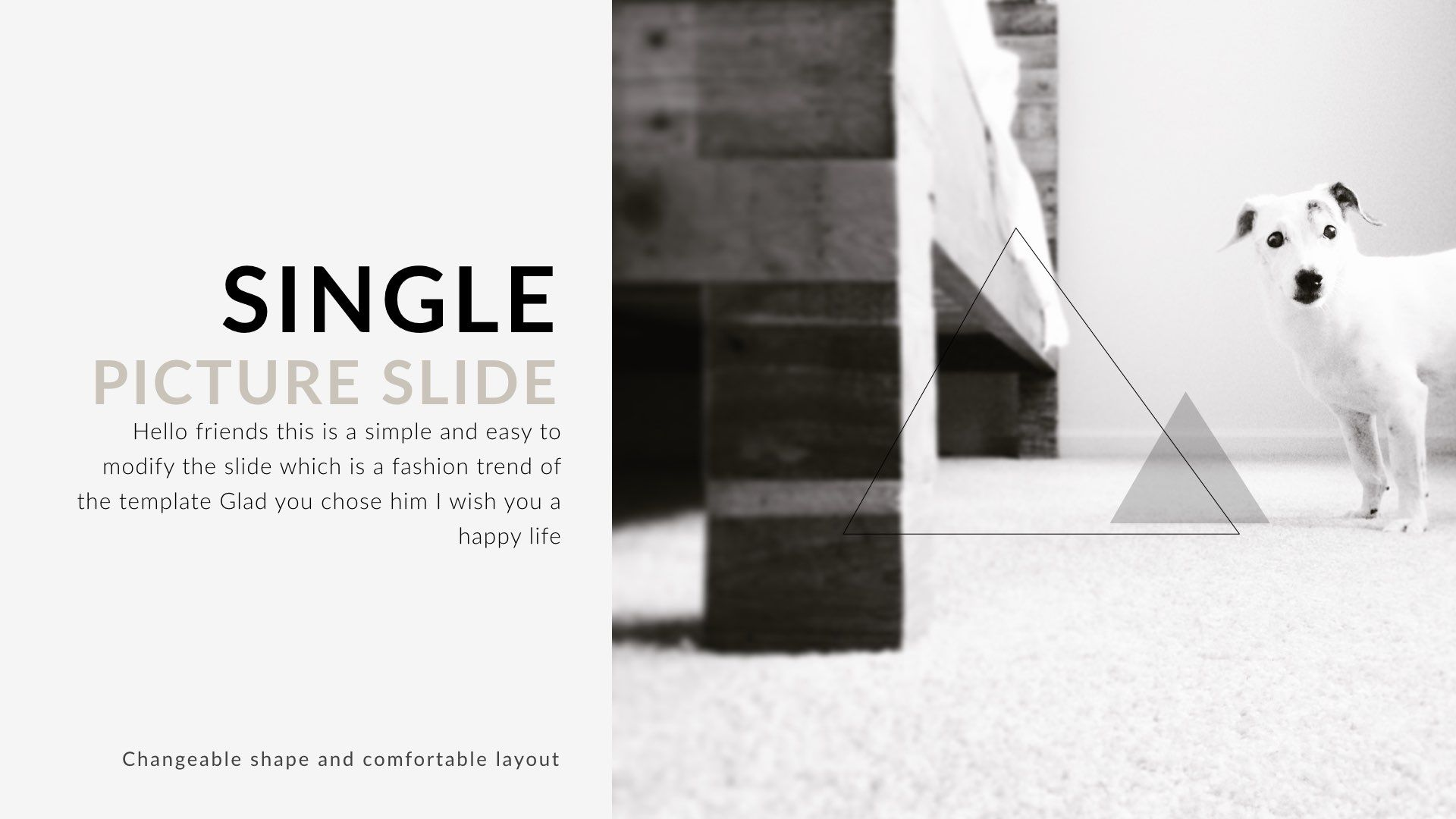 Triangle - Clean trend Keynote Template | GraphicRiver