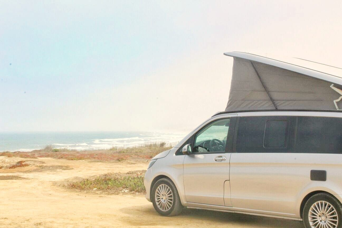 camper style camper alquiler rent malaga playa beach