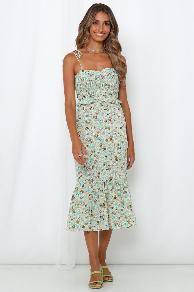 6dba532b41a89227189fba78f5a0db12 - Odd Molly The Gardener Long Dress