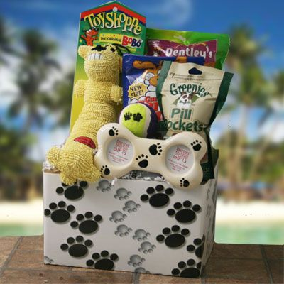 gift baskets for dog