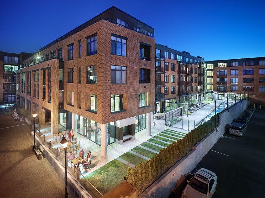 Union Wharf Architect magazine, Luxury amenities, House
