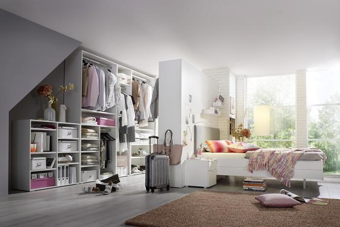 Begehbarer Kleiderschrank Ideen und Tipps   Begehbarer ...