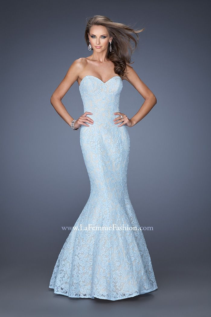 La Femme 20047 - prom dress - prom gown - pageant gown - light ...