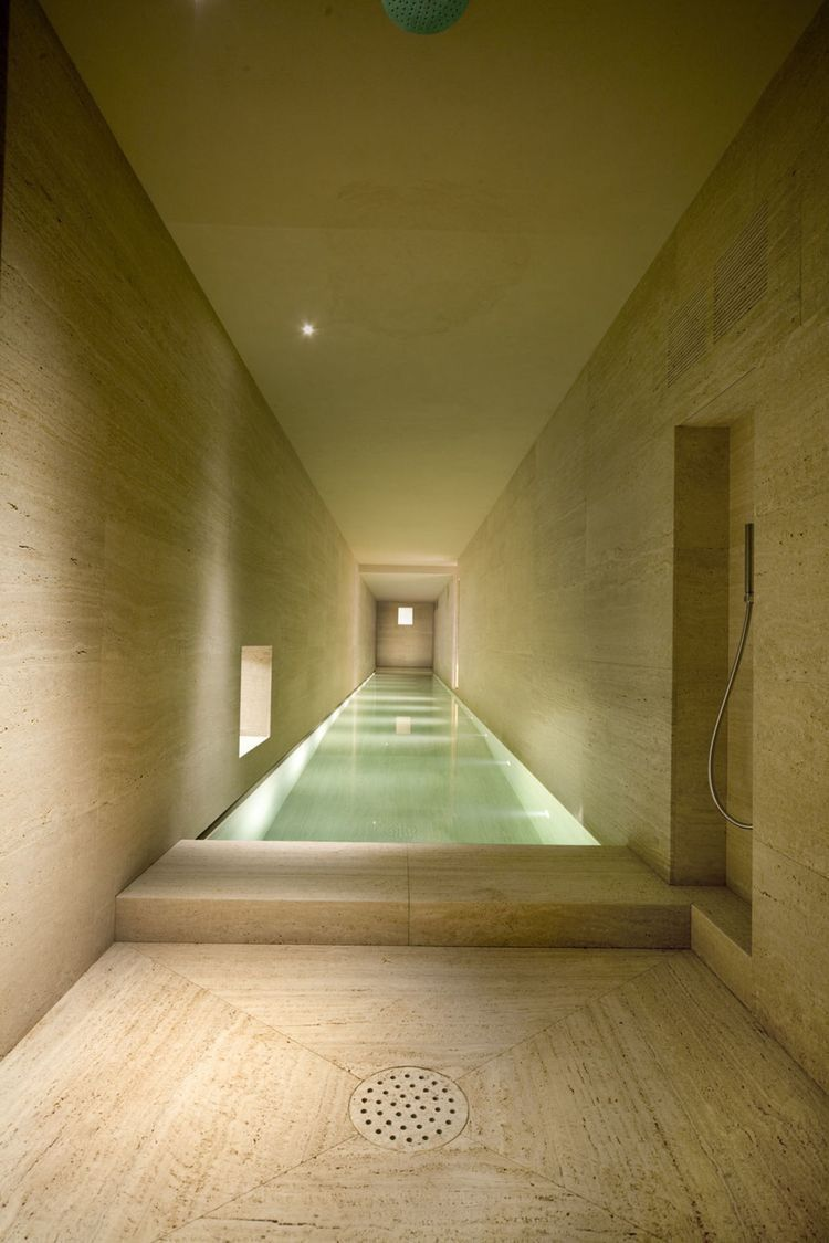Design of Basement Pool that Looks Fun  [FULL IDEAS] is part of Basement pool - Basement pool  They tell you that money can't buy happiness  But it can buy you a classy 18 thcentury Georgian townhome in London