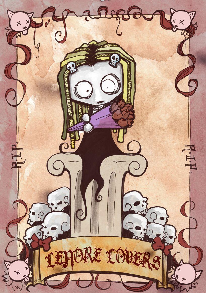 cute little dead girl | Diana my dear: Gustos y manías 5: Lenore the cute little dead girl
