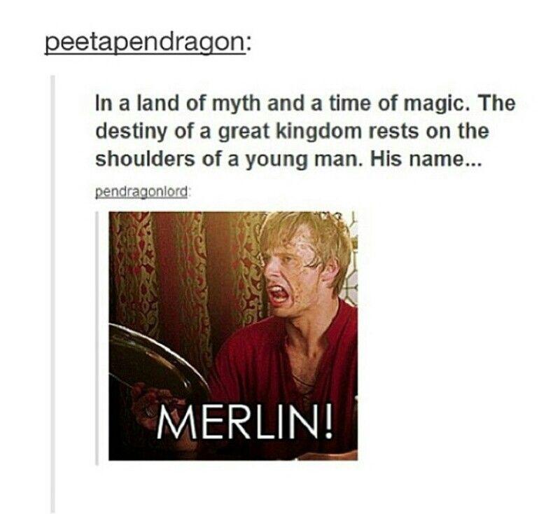 Merlin... | .MERLIN shared by Sh  Shaker on We Heart It