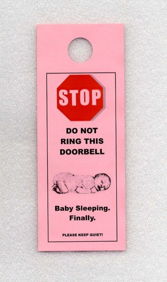 Baby Sleeping Finally The Do Not Disturb Door Signs That Etsy Baby Sleep Cute Baby Sleeping Mom S Day Out
