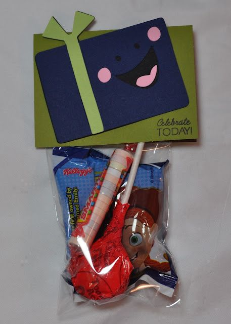 Birthday Goodie Bags For My 4 Year Old Goodie Bags Pinterest
