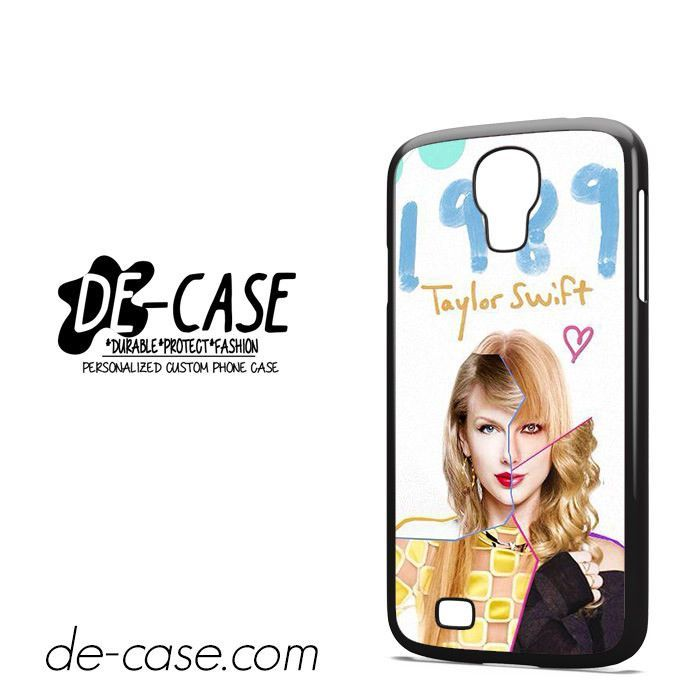 Album 1989 Taylor Swift DEAL-451 Samsung Phonecase Cover For Samsung Galaxy S4 / S4 Mini