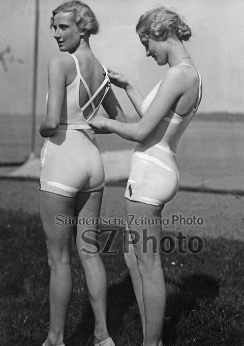 Deutsche Girls beim Rudelfick im Club