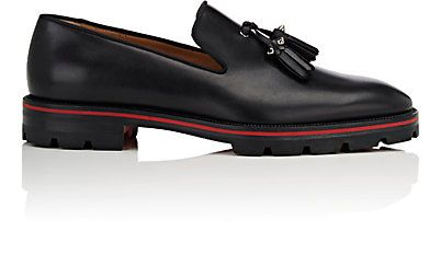 b67b83d2eba5 We Adore  The Luglion Leather Venetian Loafers from Christian Louboutin at Barneys  New York