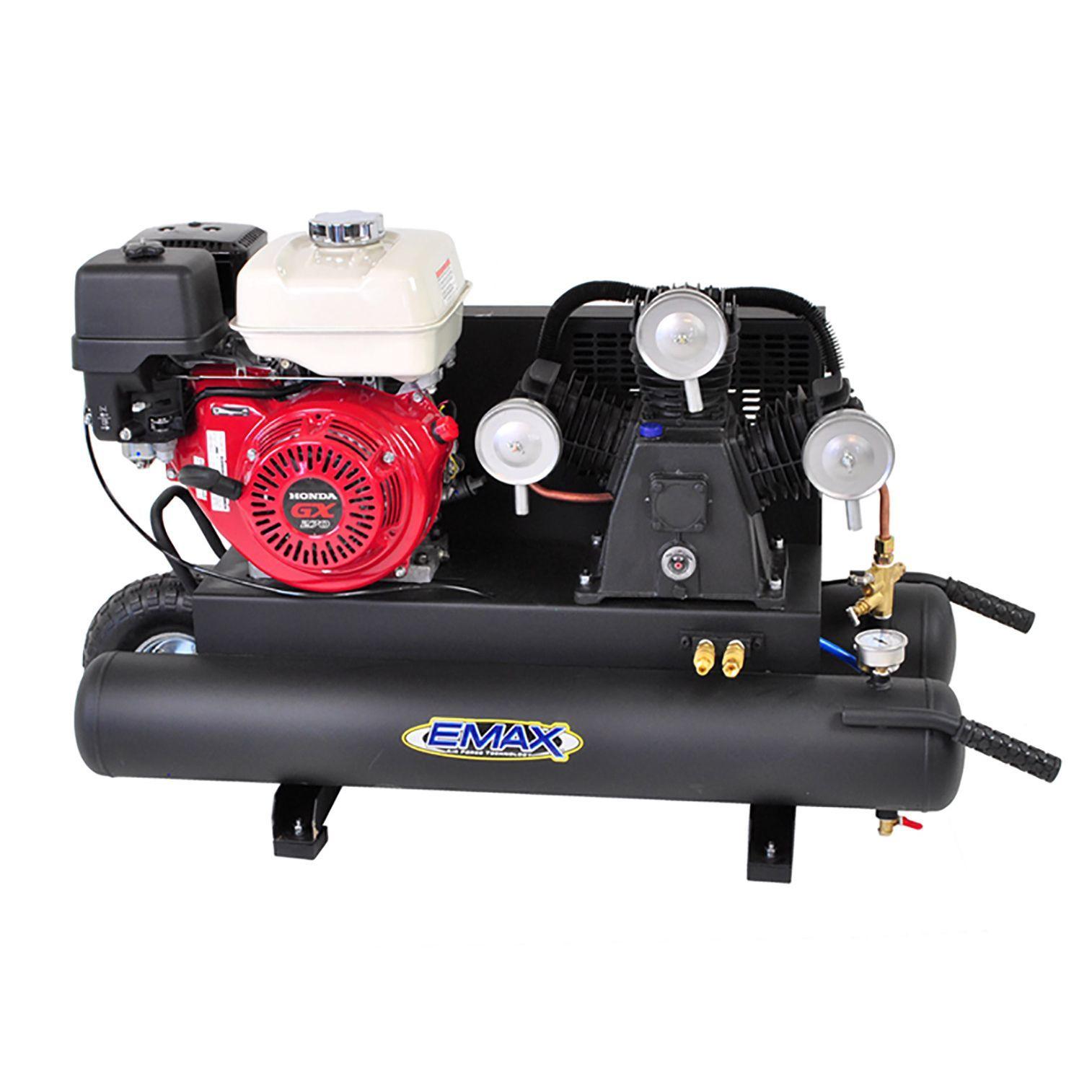 Emax 10gallon 9 HP Portable Gas Wheelbarrow Air