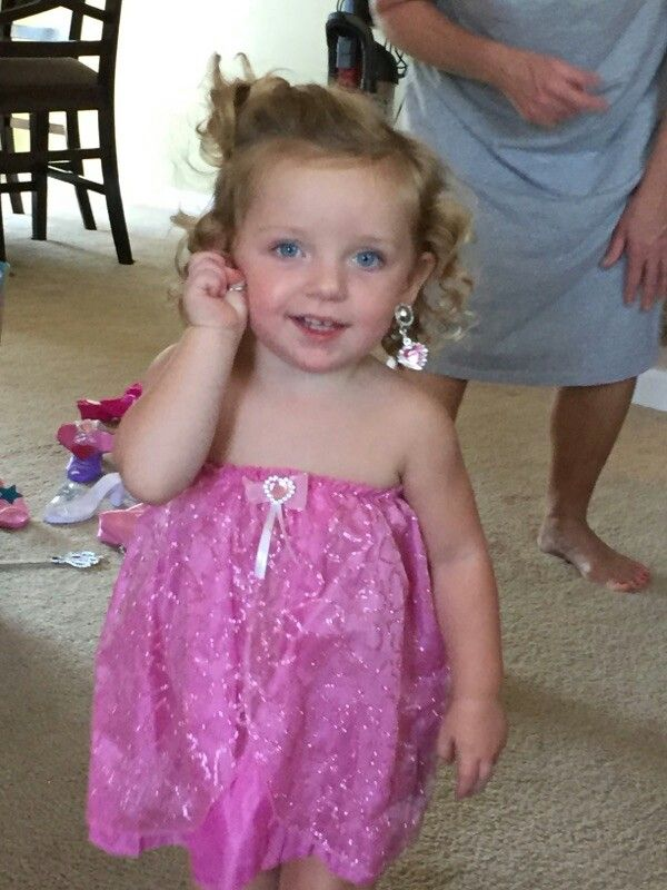Aubree's 2nd Birthday party today