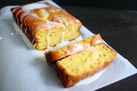 Lemon Poppyseed Bread with Lemon Glaze